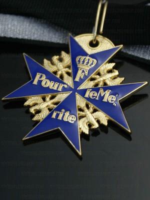 Replica of Pour le Mérite (German Blue Max) (WWI Medals & Awards) for Sale (by ww2onlineshop.com)