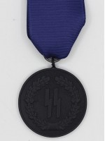 SS Long Service Award (German: SS-Dienstauszeichnungen) (4 Years)
