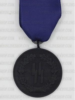 Replica of SS Long Service Award (German: SS-Dienstauszeichnungen) (4 Years) (WWII German Medals) for Sale (by ww2onlineshop.com)