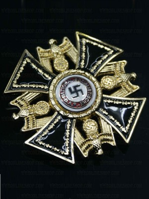 Replica of The German Order 3rd Class (WWII German Medals) for Sale (by ww2onlineshop.com)