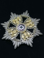 The German Order (Deutscher Orden) Grand Star