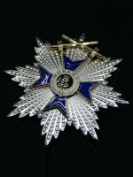 The Gold Bavarian Military Merit Order