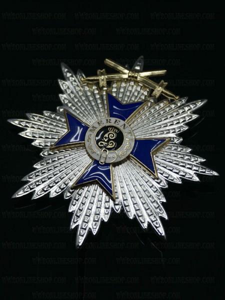 The Gold Bavarian Military Merit Order