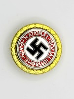 German WWII Golden Party Badge