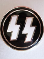 German WWII SS Pin