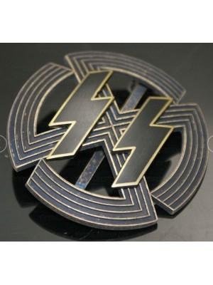 Replica of Germanic Proficiency Runes in Bronze (German: Germanische Leistungsrune) (Party & Sport Badges) for Sale (by ww2onlineshop.com)