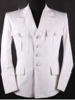 Allgemeine SS Officers M32 White Tunic
