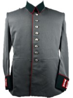 German M35 Officer Tunic (Red Piping)