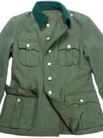 German M36 EM Officer Wool Field Tunic