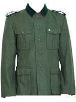 German M36 EM Soldier Wool Field Uniform