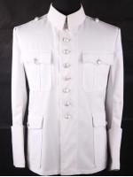 German M36 Officer White Cotton Tunic