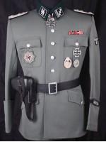 German M36 SS Officer Uniform