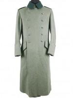 German  M37 Field-grey Wool Greatcoat