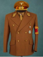German NSDAP Reichsleitung Double Breasted Tunic