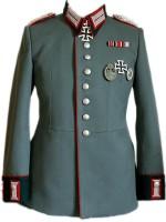 German Tricot M35 Waffernrock Uniform