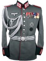 German WW2 Waffenrock M35 Tricot Tunic Set